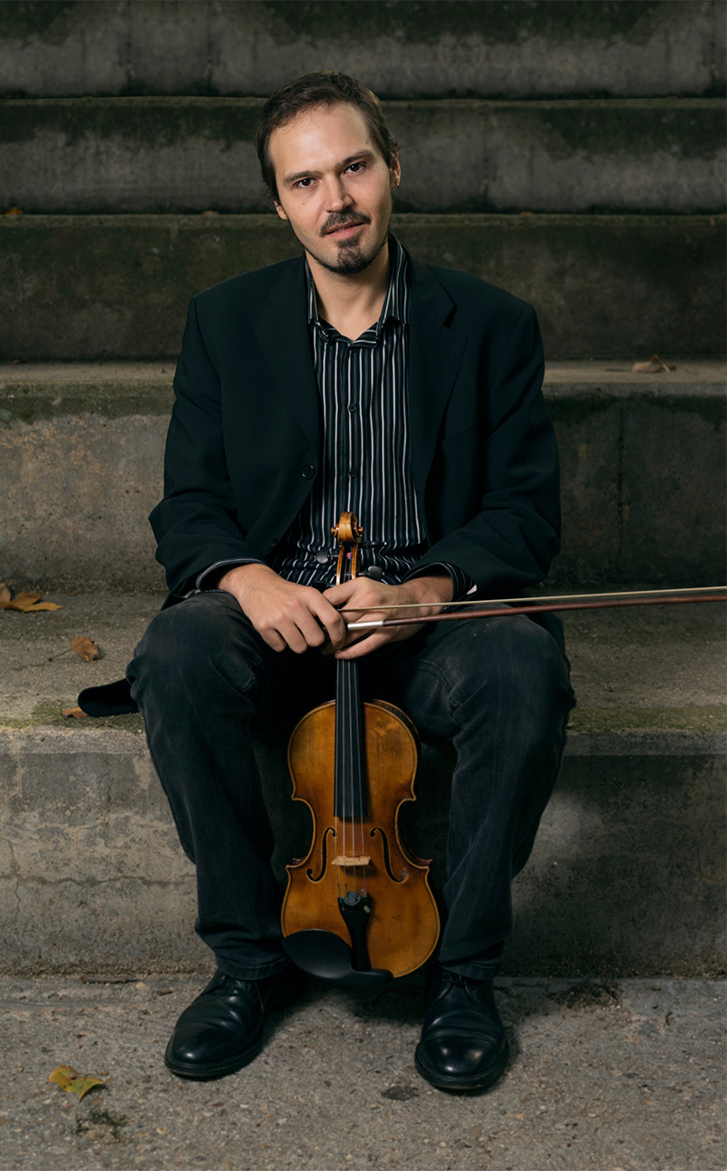 Alfonso Nieves | Violinista